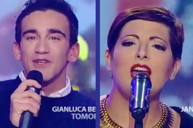 Gianluca Bezzina and Janice Debattista will be competing to represent Malta in the Eurovision Song Contest 2013 to be held in Malmo, Sweden, next May.